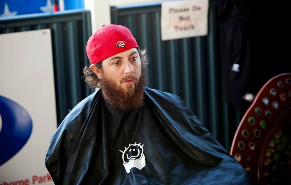 Perth beard