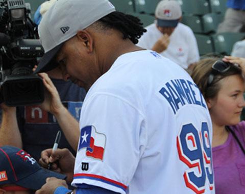 Texas no contaría con Manny para reforzar su lineup