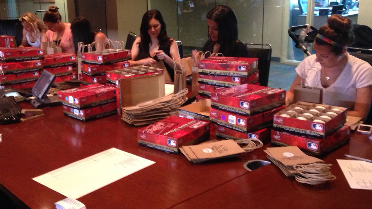 Rays Wives gearing up for Mystery Ball event