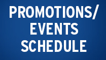 Promotions/Events Schedule