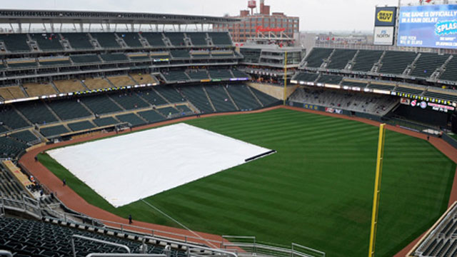 Mets-Twins finale washed out, rescheduled for Aug. 19