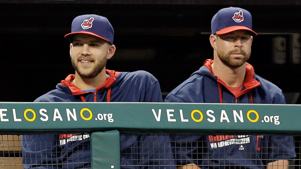 Cards, Indians familiar trade partners