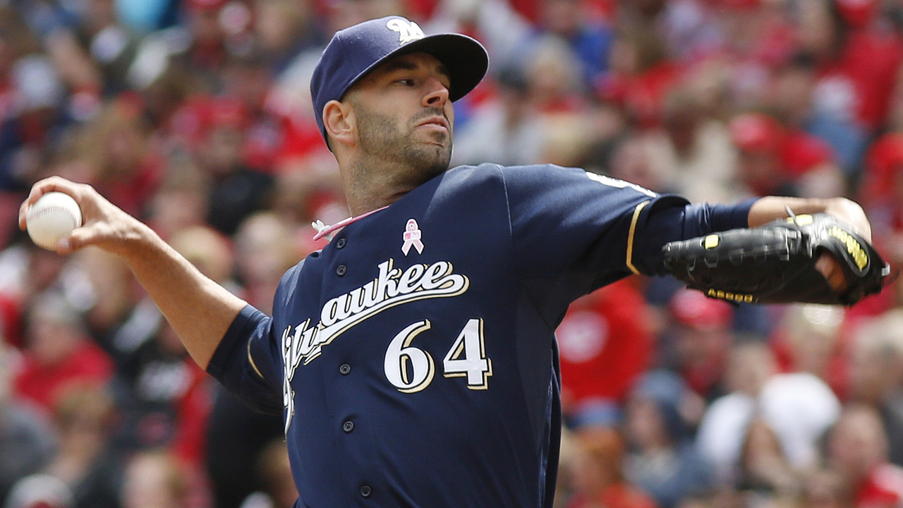 Fiers to make first '14 start Saturday
