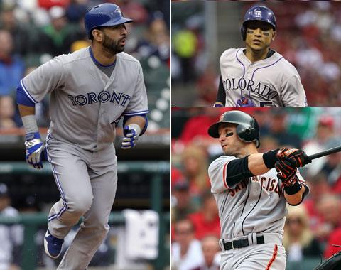 Varios latinos acumulan argumentos para el All-Star