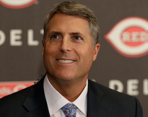Bryan Price será el nuevo manager de los Rojos
