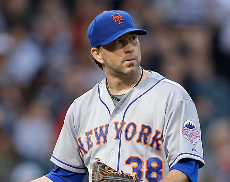 Los Mets cortan vínculos con el derecho Marcum