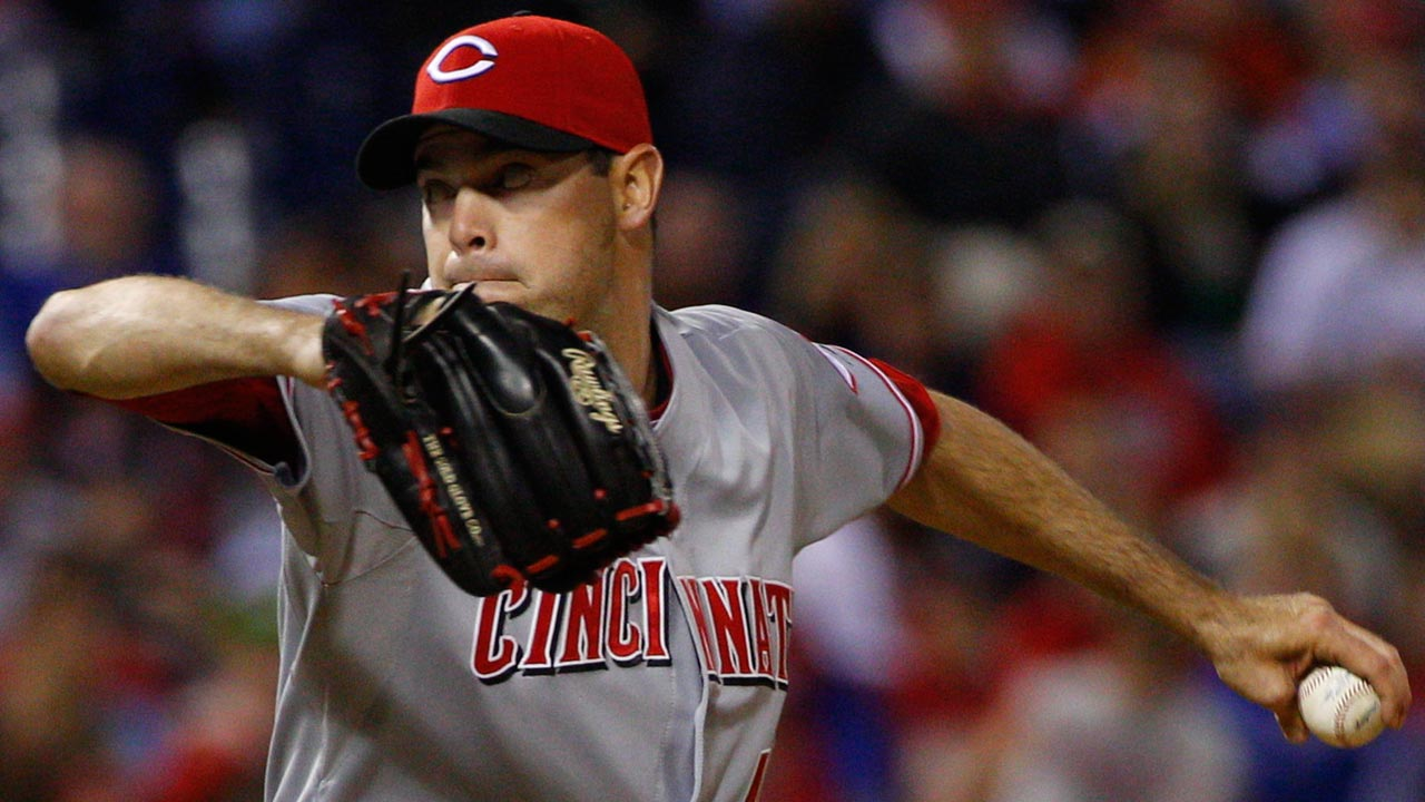 Bullpen hasn't been a strong point for Reds