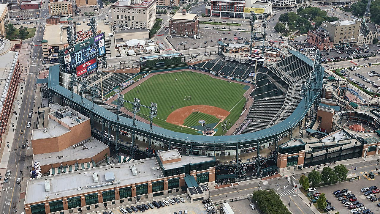 Tigers caution fans about heavy traffic Monday