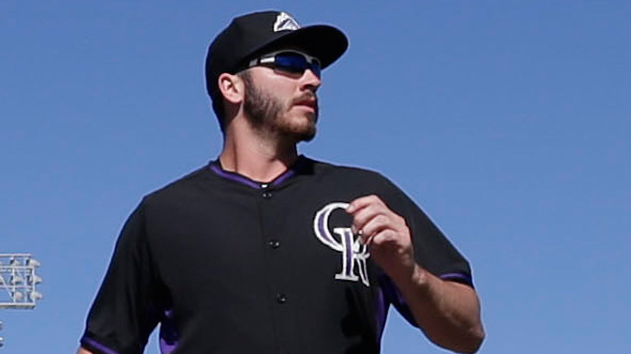 Bettis pitching way toward late-inning role