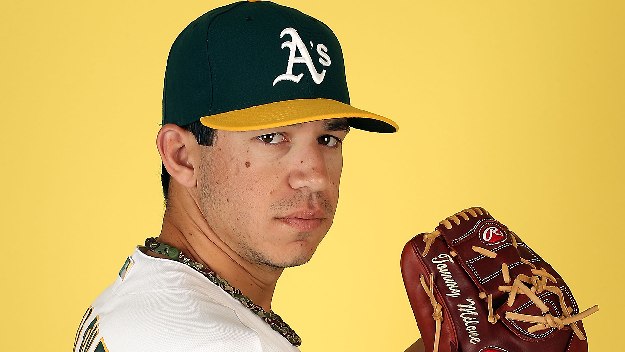 Milone staying focused amid stiff competition
