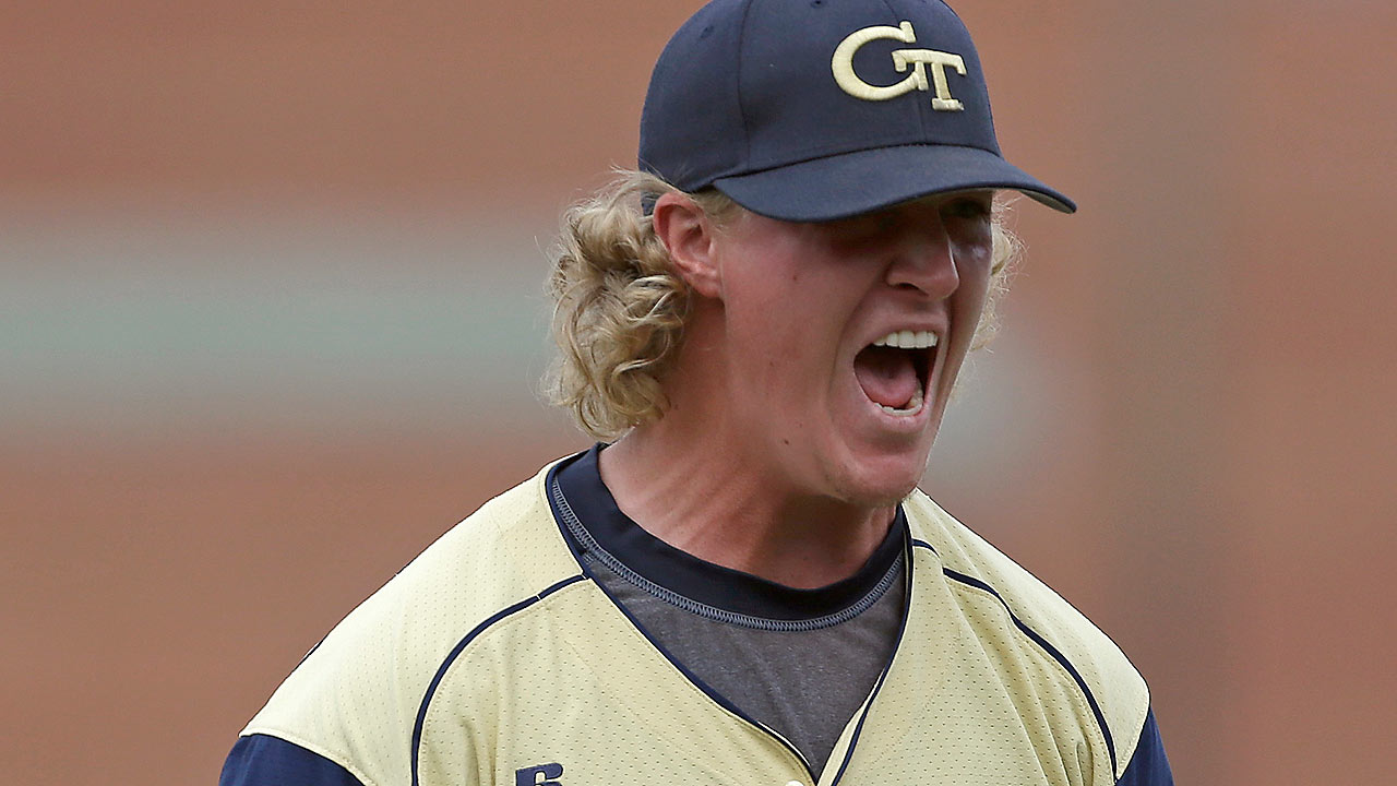 Run on college relievers continues with lefty Clay