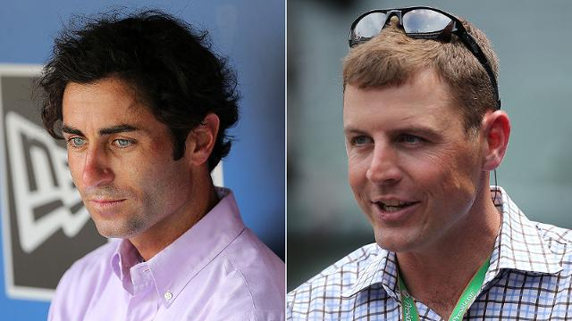 Rangers promote Preller to assistant GM