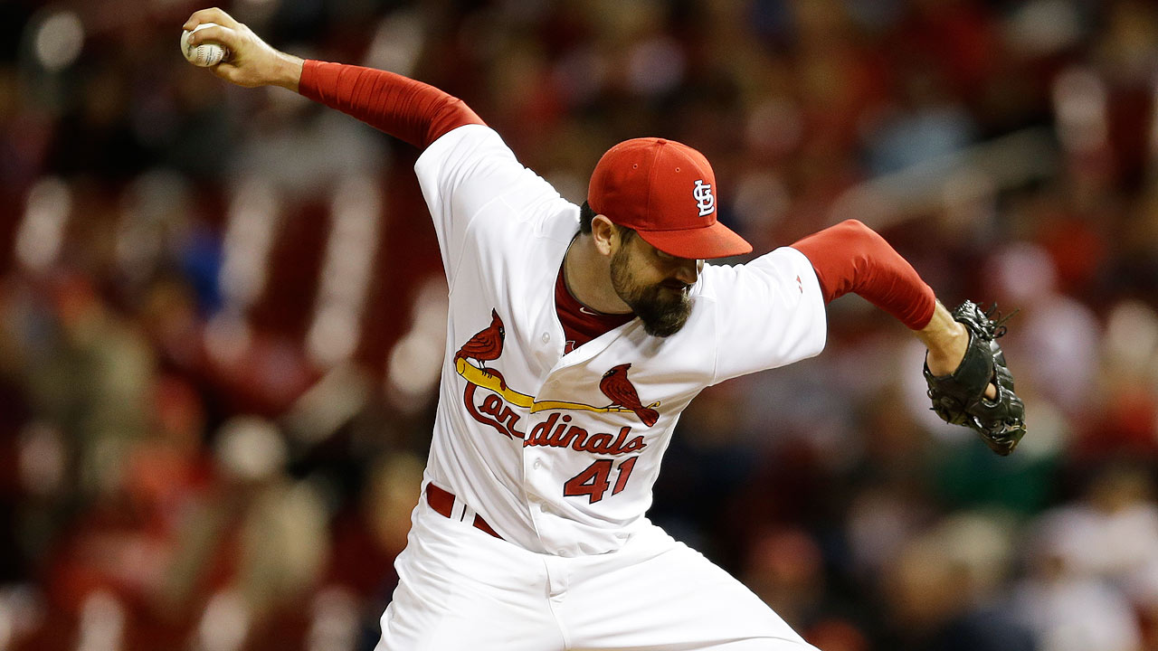 Neshek establishing himself as go-to reliever