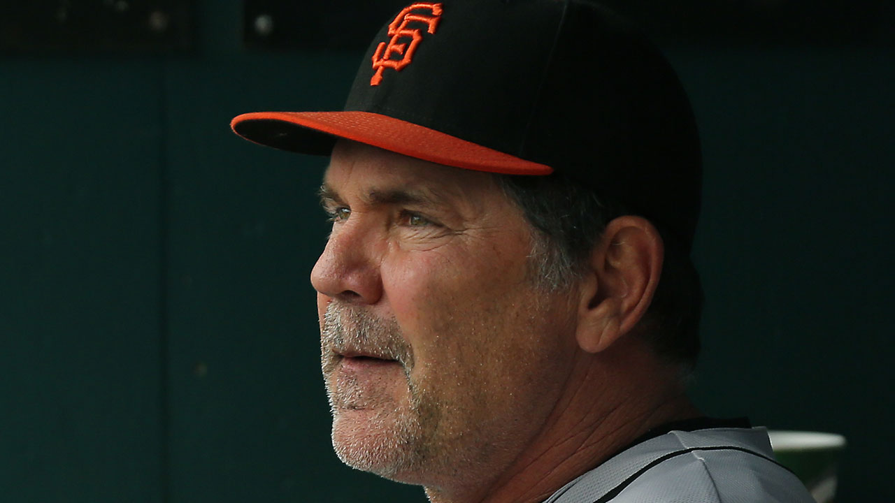 Trio on Tigers' coaching staff played for Bochy