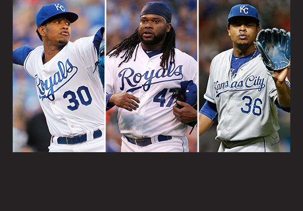 KC: 3 criollos abriran por los Reales  es primera vez  en MLB