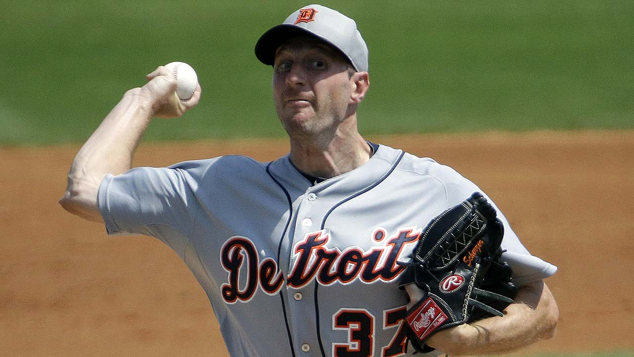 Low walk total a point of pride for Scherzer