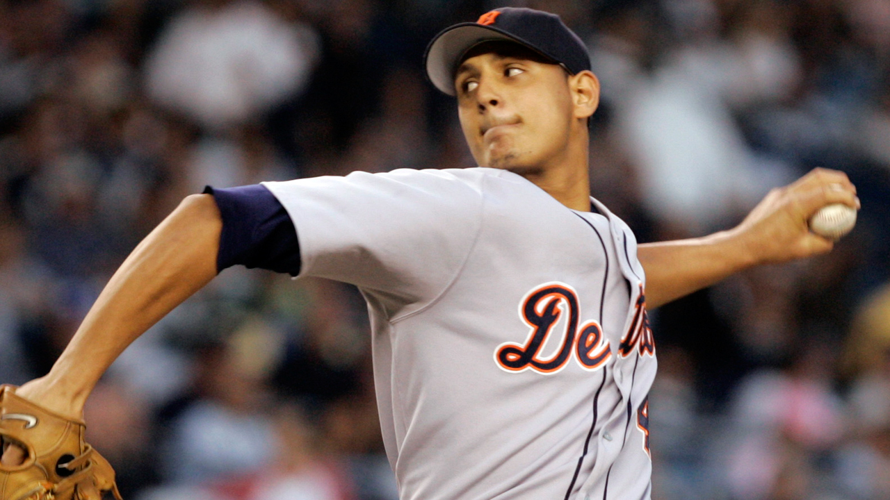 Tigers bring back Ledezma on Minors deal