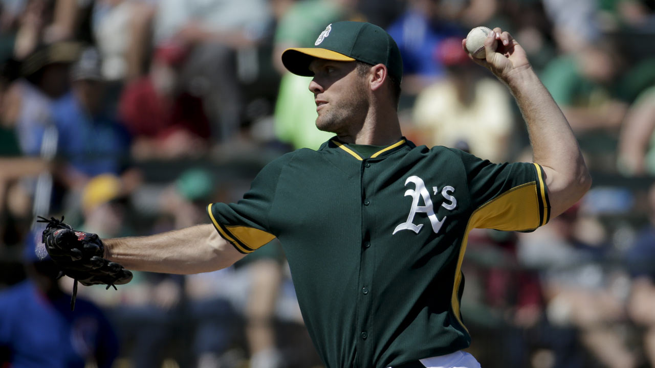 A's send Savery to Triple-A Sacramento