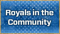 Royals in the Community