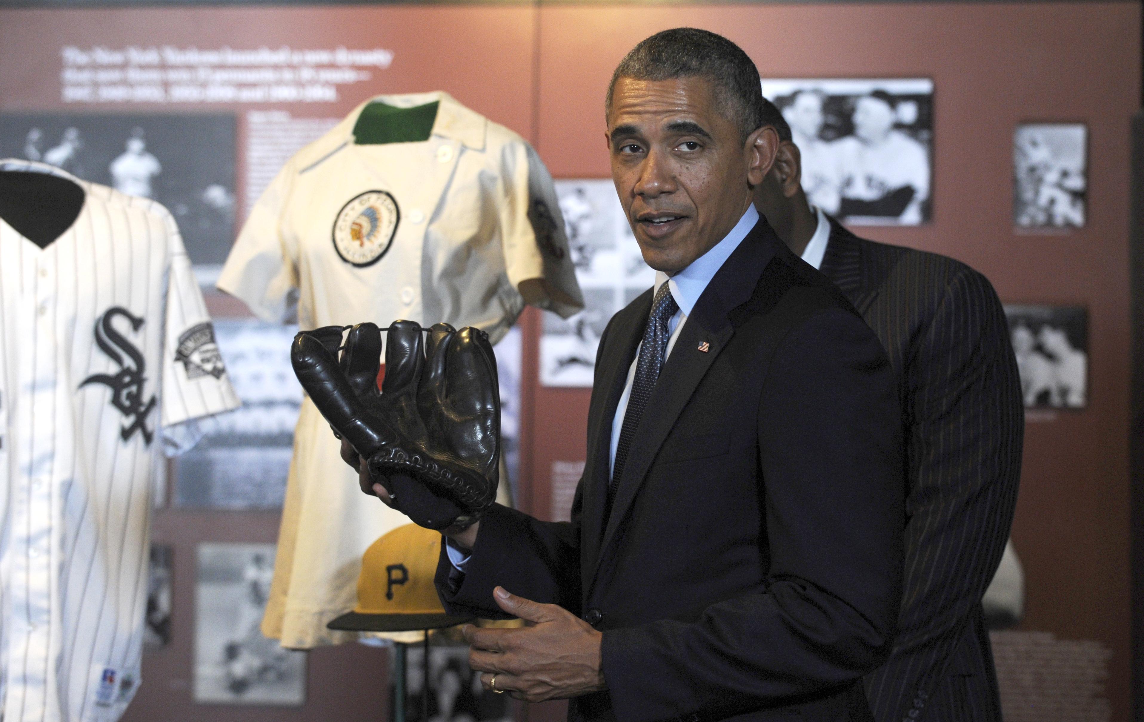 DiMaggio's Glove