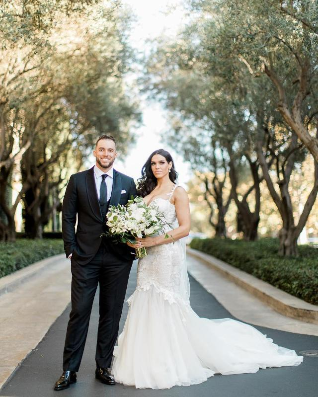 Catch A Glimpse Of George Springer S Wedding And Watch