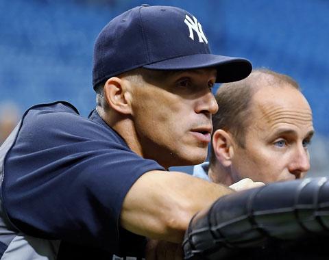 Yankees desean que Joe Girardi continúe al mando