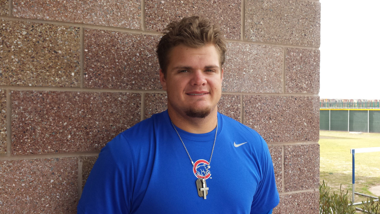 Vogelbach loses weight to increase opportunities