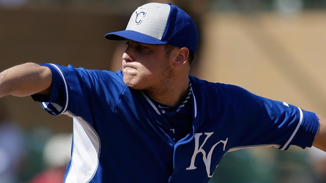 Lefties Dwyer, Lamb among Royals' first cuts