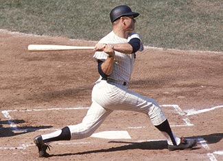 a mickey mantle