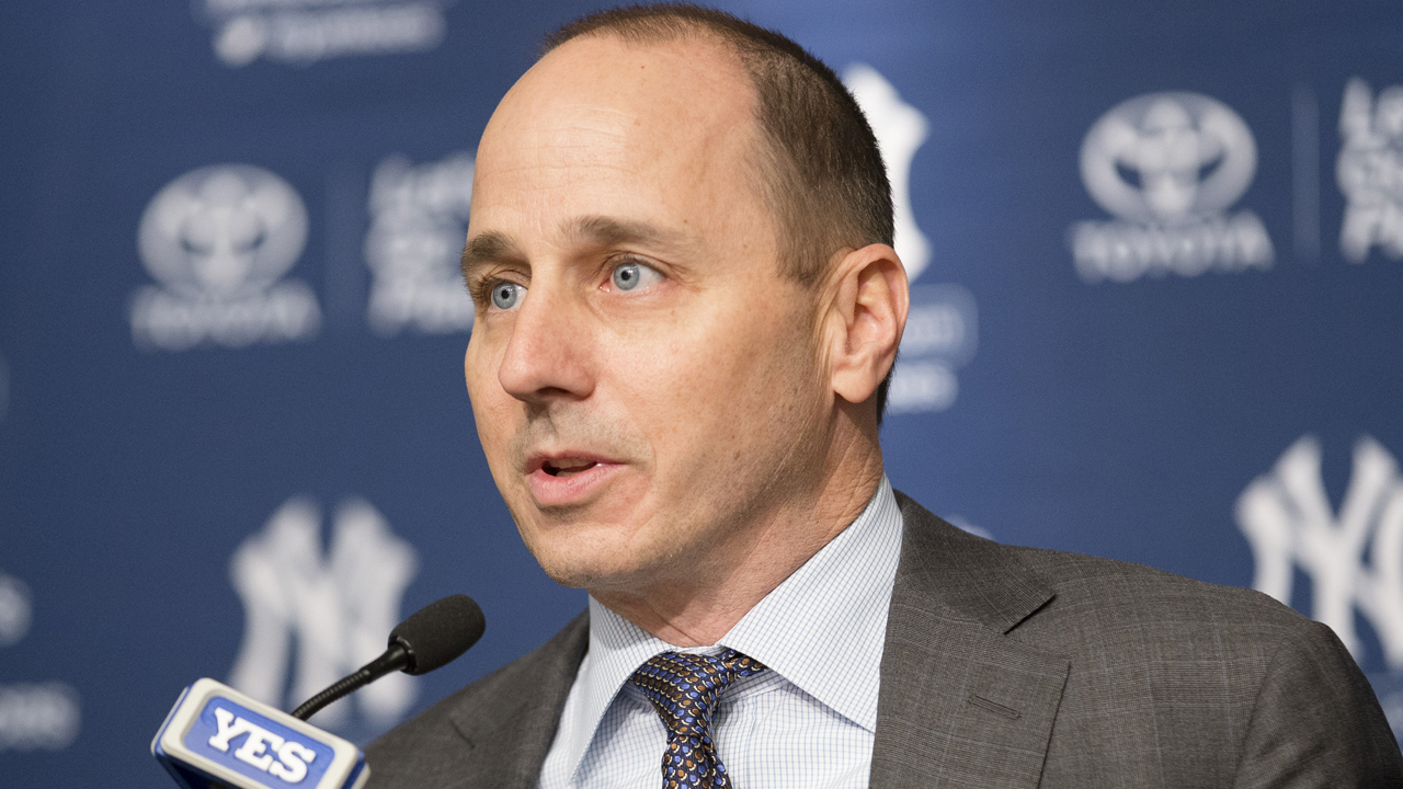 Cashman: Expect Yanks to be active in trade market