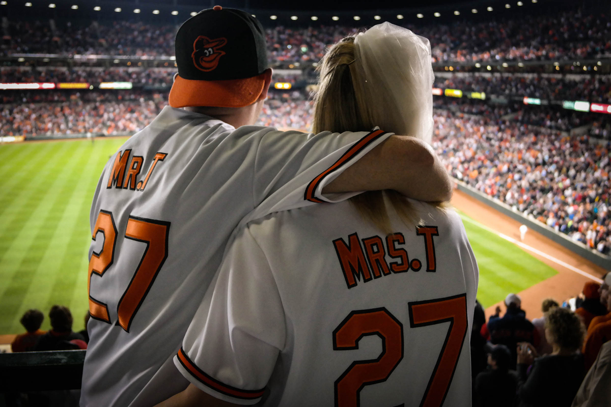 Mr. and Mrs. T