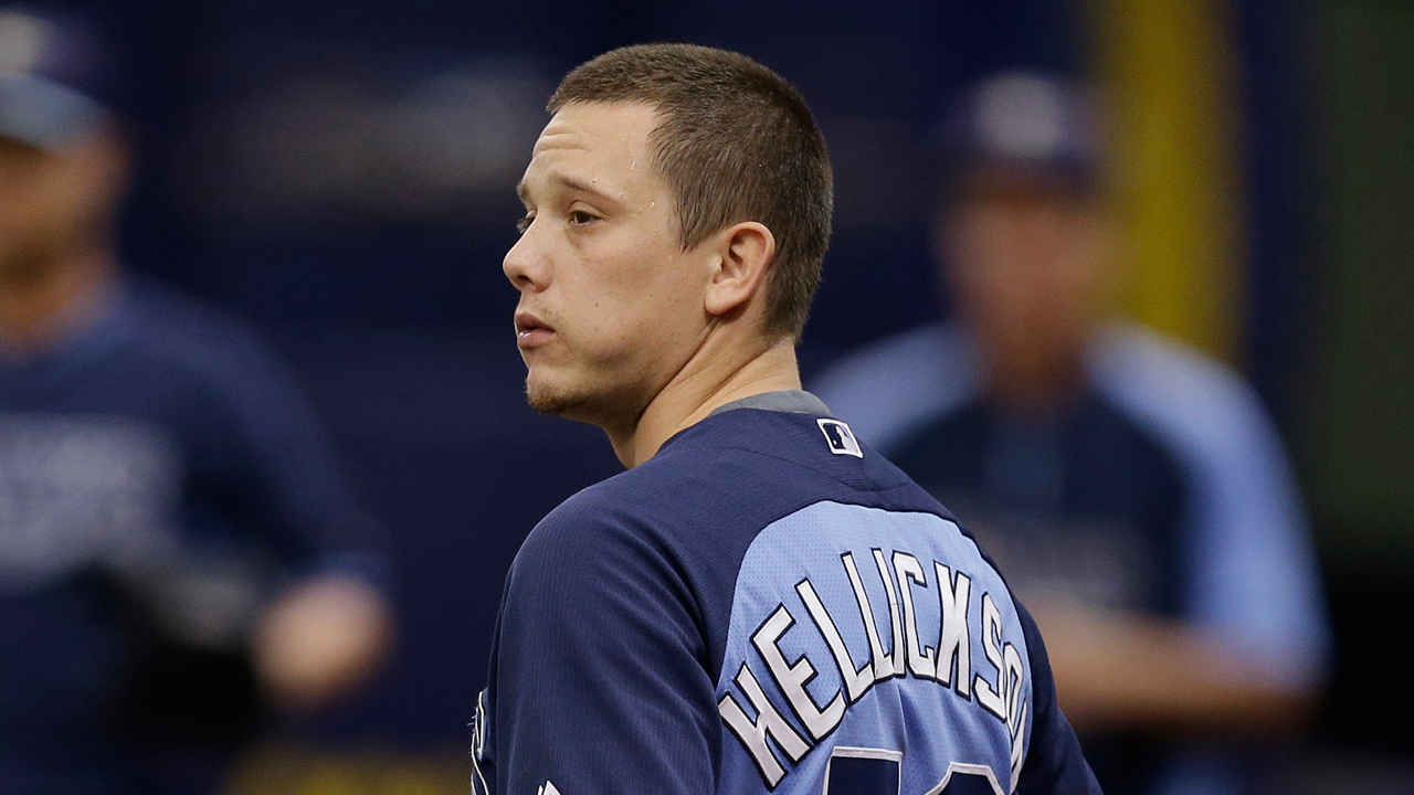 Hellickson's future unclear beyond fourth rehab start