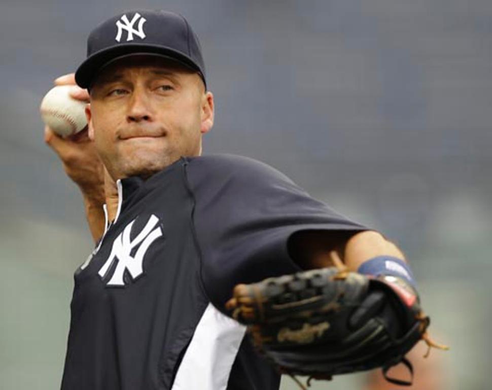 Derek Jeter regresaría a los Yankees el lunes