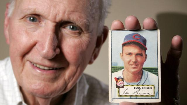 Former pitcher, war vet Brissie dies at 89