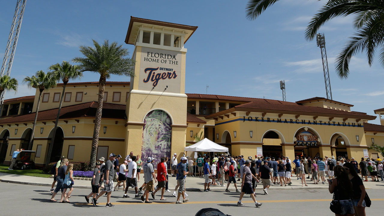 Tigers, Lakeland extend partnership through 2036