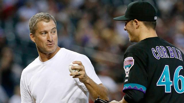 D-backs, fans enjoy second alumni game