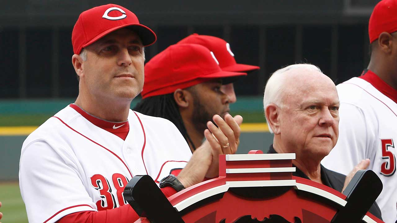 Reds GM Jocketty not a candidate for vacant job with D-backs