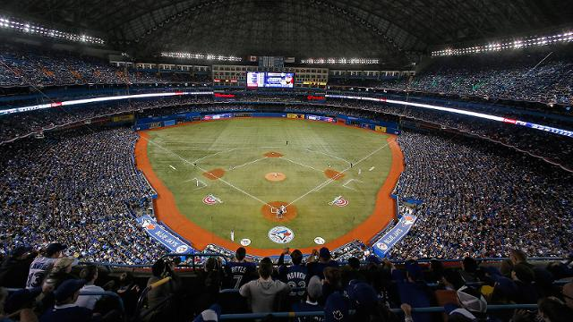Rogers Centre, Argonauts finalize agreement