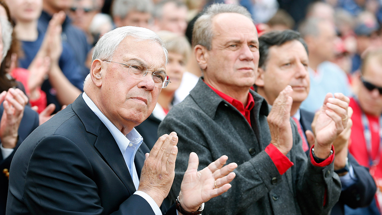 Lucchino has 'enormous' pride for turnaround