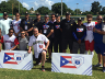 Current and former MLB players took part in the Puerto Rico goodwill tour organized by the MLB Players Association.