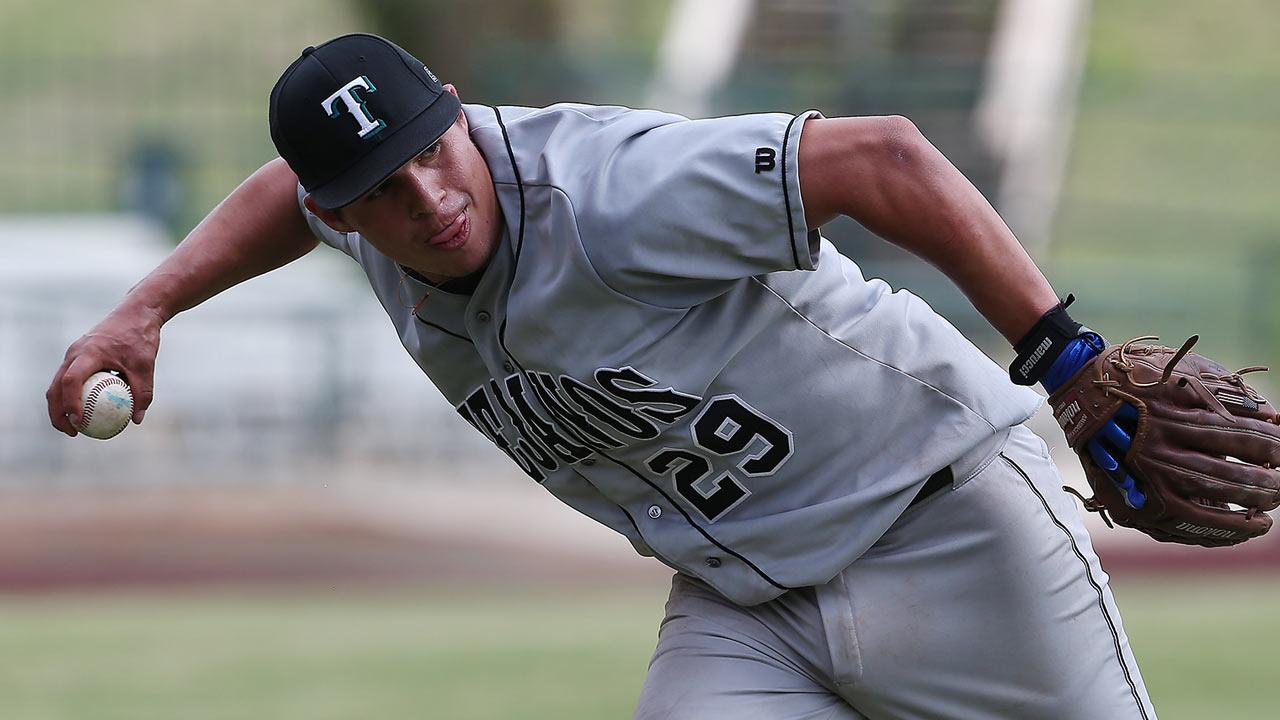 Garcia-Pacheco a big bat Mets grab in fourth round