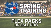 Spring Training Flex Packs