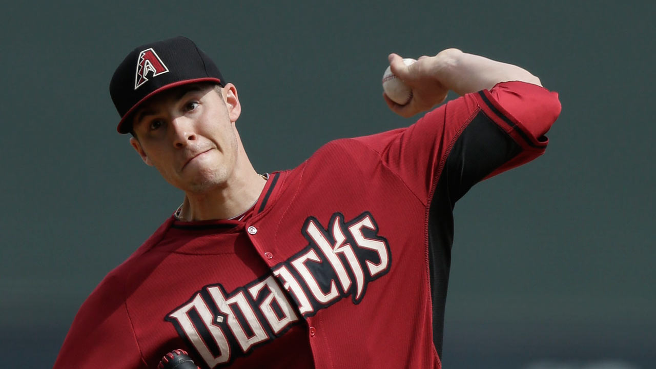 Homer aside, Corbin satisfied with first start