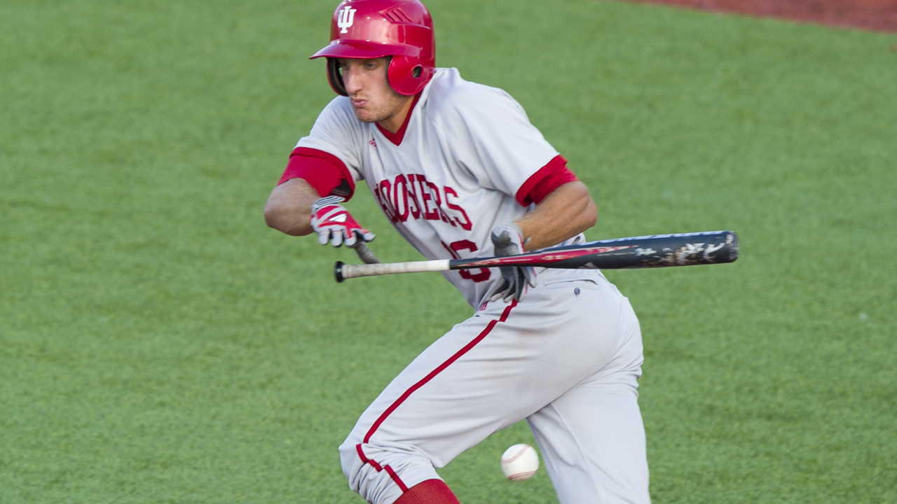 Hoosier 3B DeMuth to Crew in fifth round