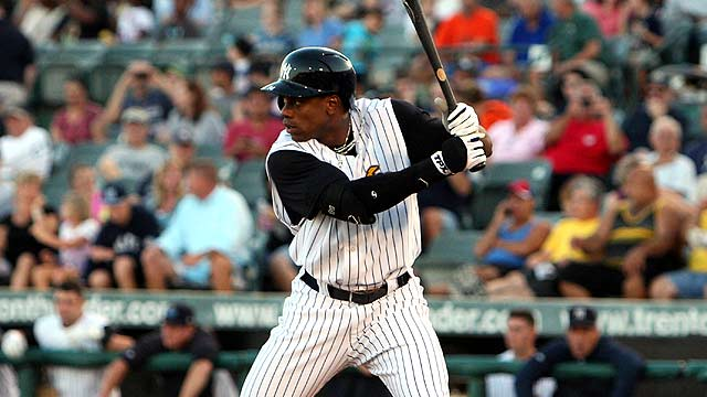 Granderson wrapping up second rehab stint