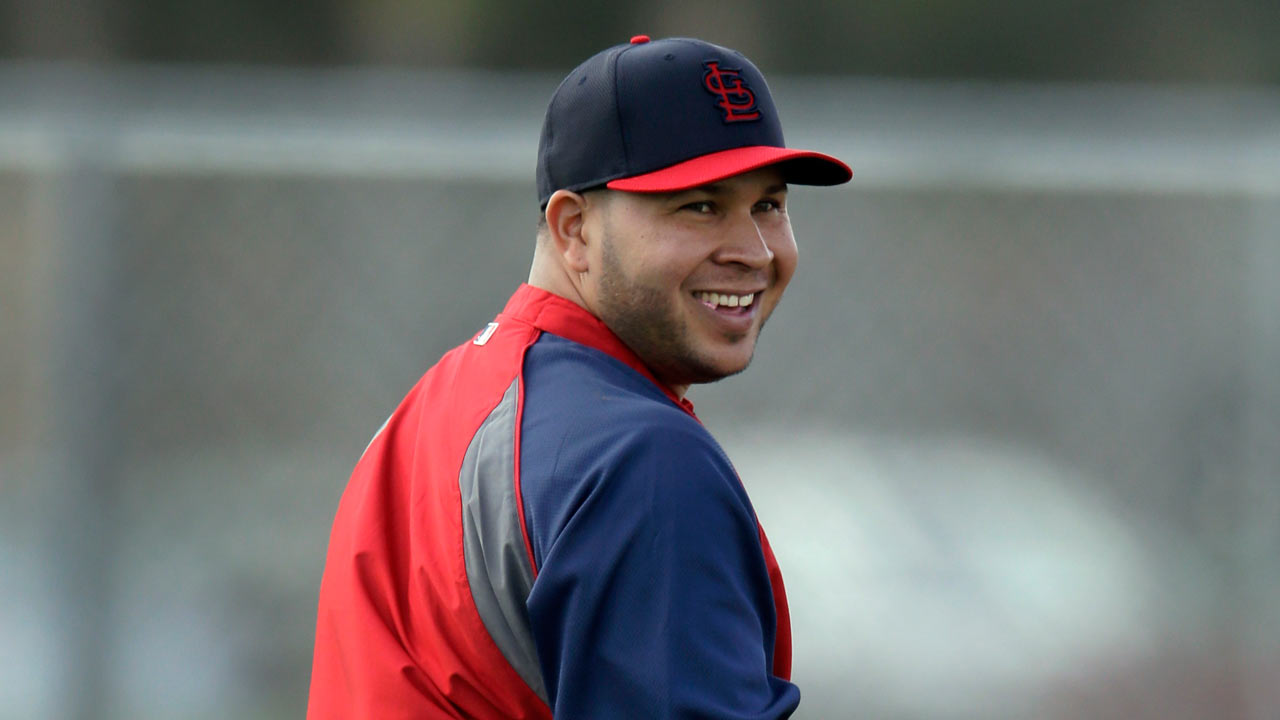 Peralta powers up in first game against former ballclub