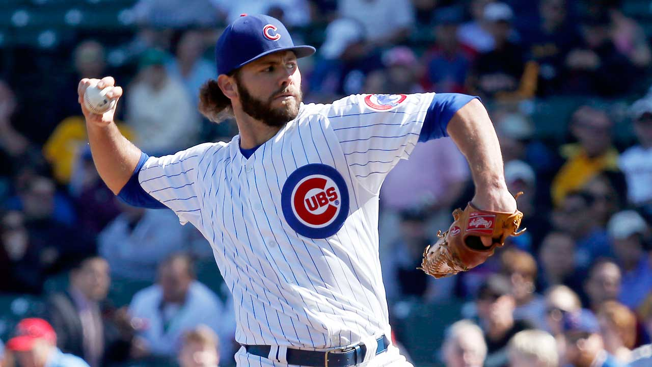 Arrieta will make '14 debut vs. Cardinals