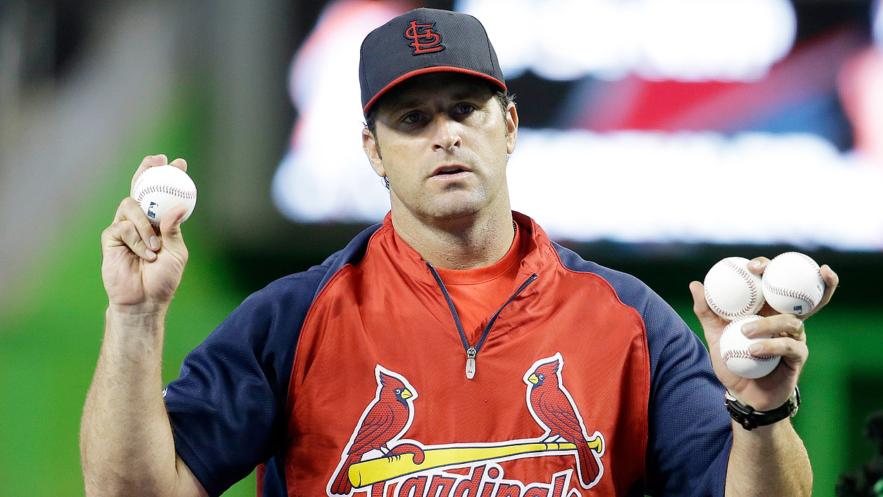 Matheny: 'Best offense is ahead of us'