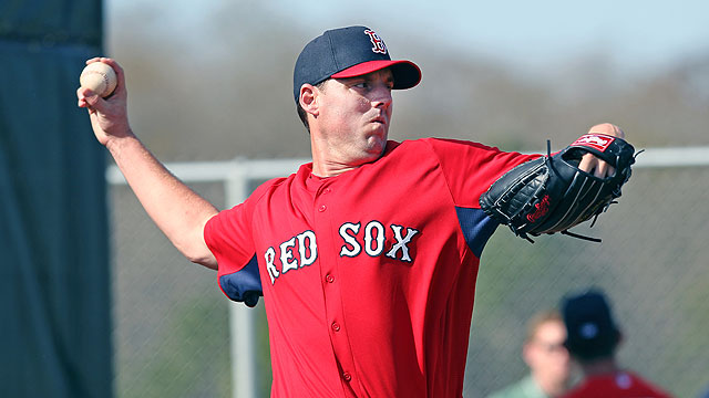 Lackey will open Grapefruit League season Saturday