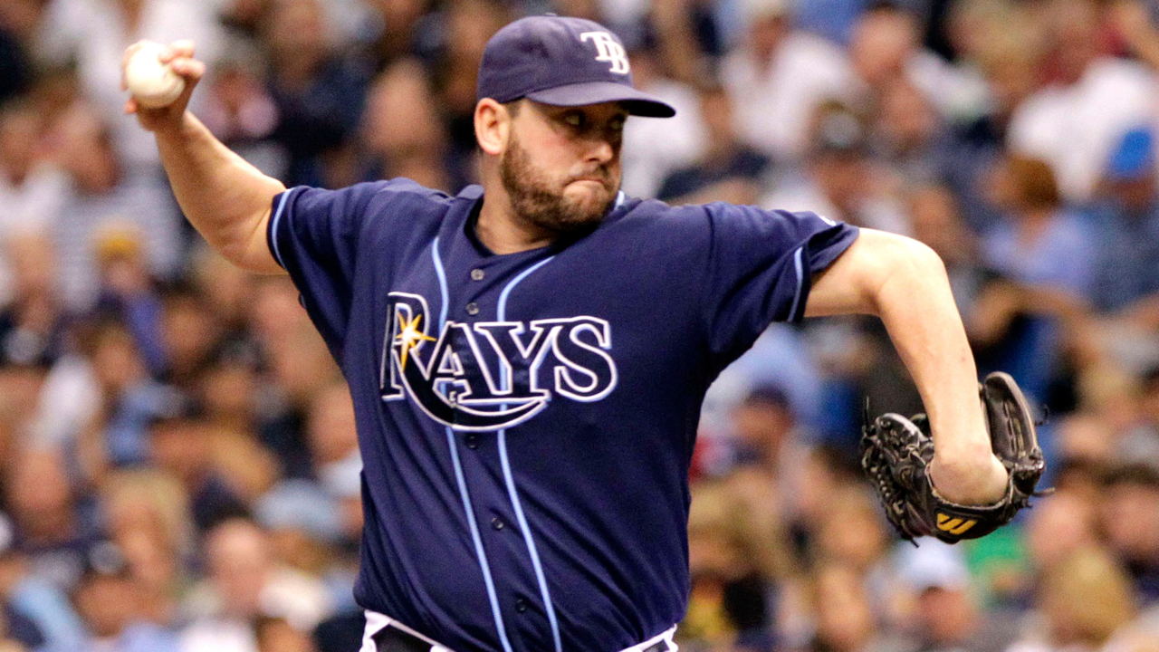 Former reliever Wheeler to represent Rays at Draft